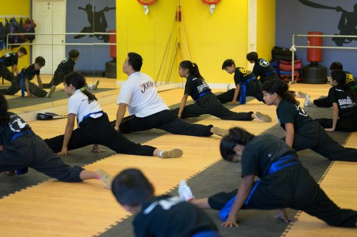 Shaolin Kung Fu School in San Jose