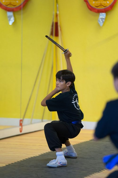 Shaolin Kung Fu Class in San Jose