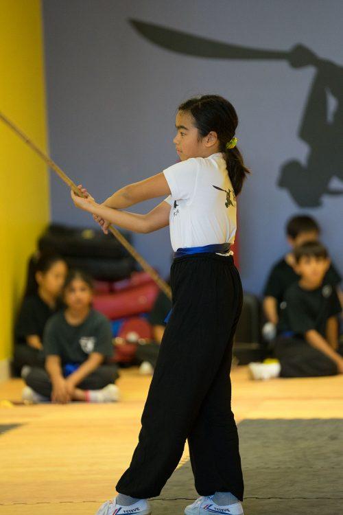 Shaolin Kung Fu Kids Class