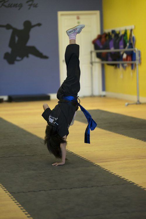 Kung Fu Class