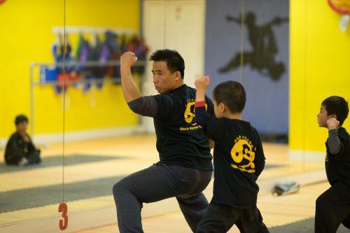 San Jose Kung Fu School