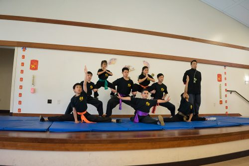 Shaolin Warrior Kung Fu Team