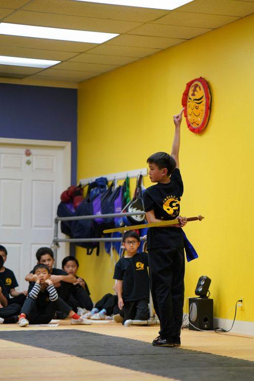 Shaolin sword