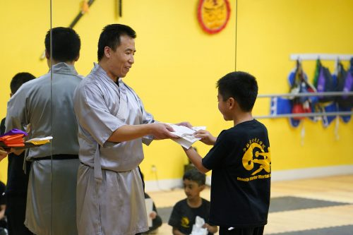 Martial Arts Belt Test