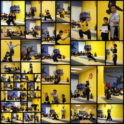 Kung Fu Best Test